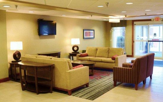 Monaca, Pensilvania: Hotel Lobby
