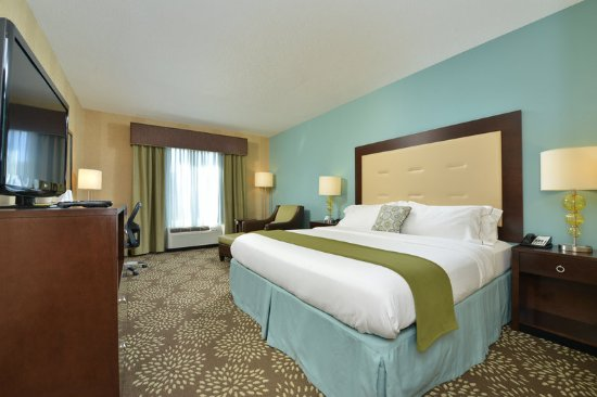 Holiday Inn Express Hotel & Suites Sylva-Western Carolina Area: Guest Room