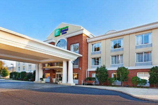 Holiday Inn Express Hotel & Suites Sylva-Western Carolina Area: Hotel Exterior
