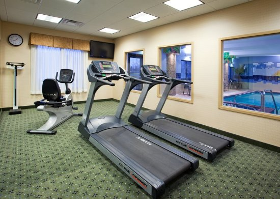 Athens, OH: Fitness Center