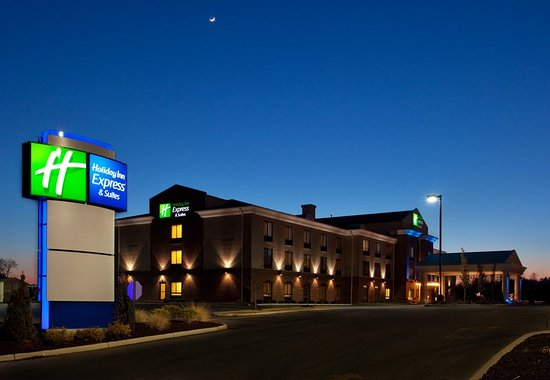 Athens, OH: Hotel Exterior