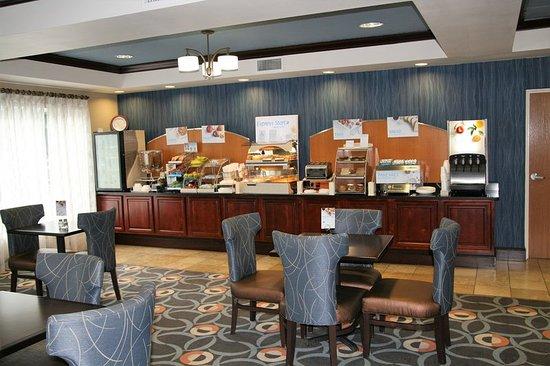 Brooksville, FL: Breakfast Buffet
