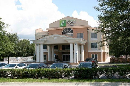 Brooksville, FL: Hotel Exterior