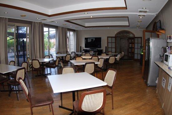 Raymond Terrace, Australia: Breakfast Area