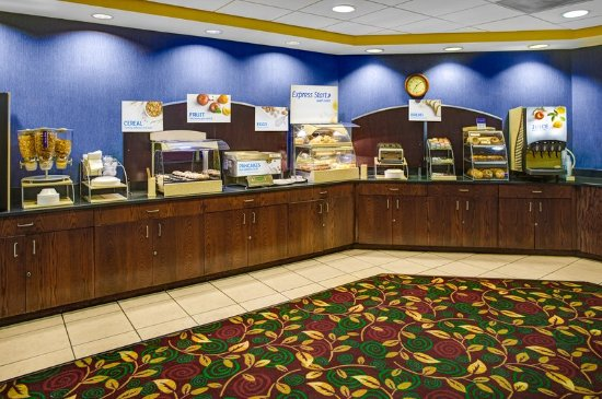 Sandston, Virginie : We offer a variety of free breakfast items to get your day started