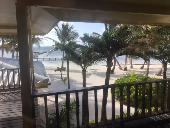 El Pescador Resort: View from our room
