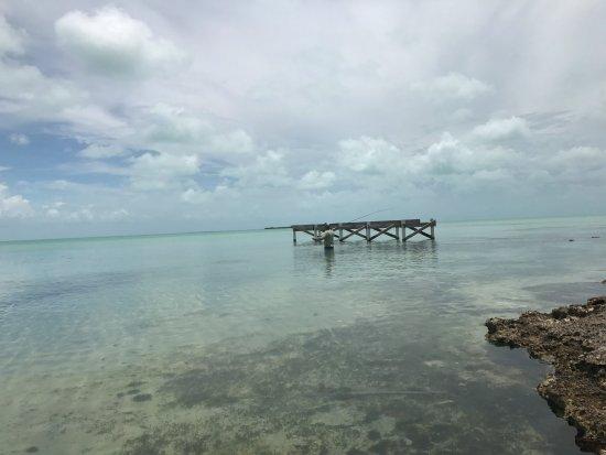 El Pescador Resort: Secrete beach