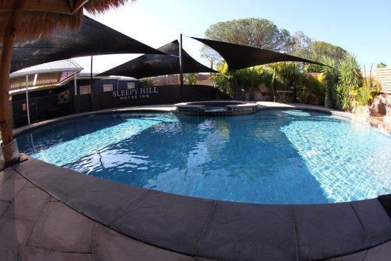 Sleepy Hill Motor Inn : Pool