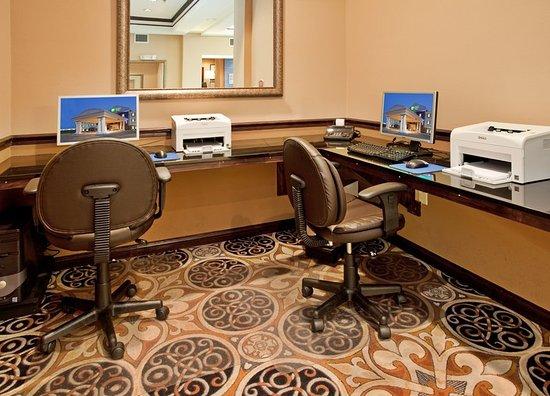 Sedalia, MO: Business Center