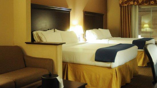 เซดาเลีย, มิสซูรี่: Guest Room