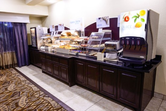 Eastland, Teksas: Breakfast Bar
