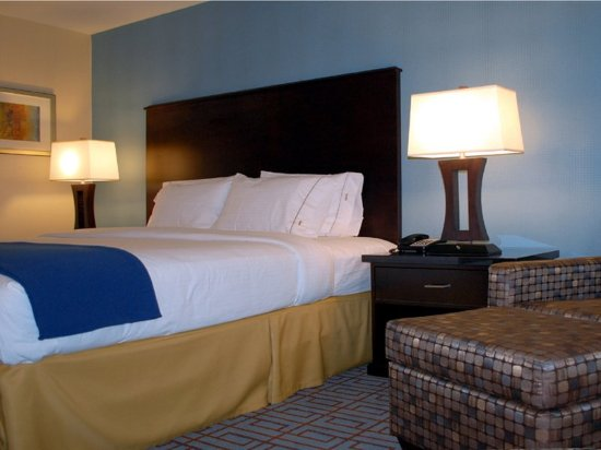 Holiday Inn Express Los Angeles Downtown West Updated