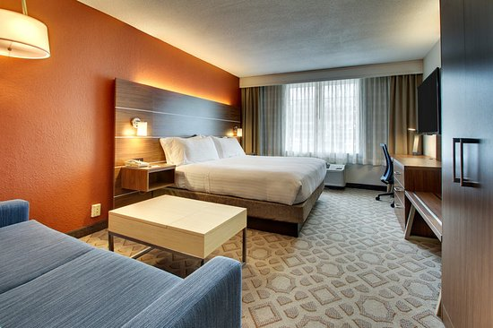 Holiday Inn Express Poughkeepsie: Guest Room