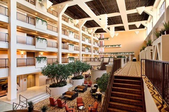 Welcome to the Hilton Stockton!