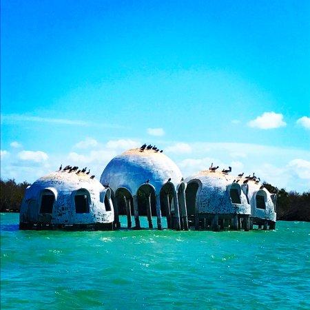 Cape Romano: Incredible Dome Homes