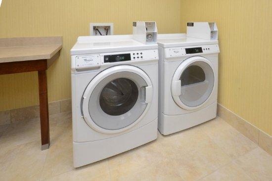 Lynchburg, VA: Guest Laundry