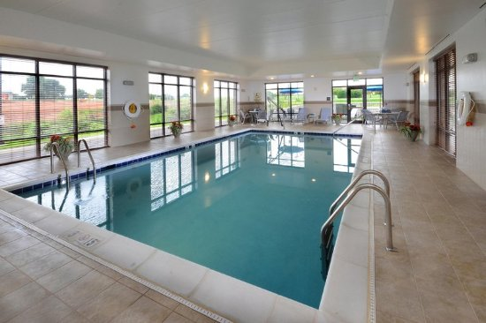 Lynchburg, VA: Indoor Pool