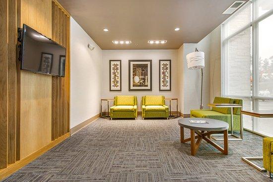 Carrollton, GA: Hotel Lobby