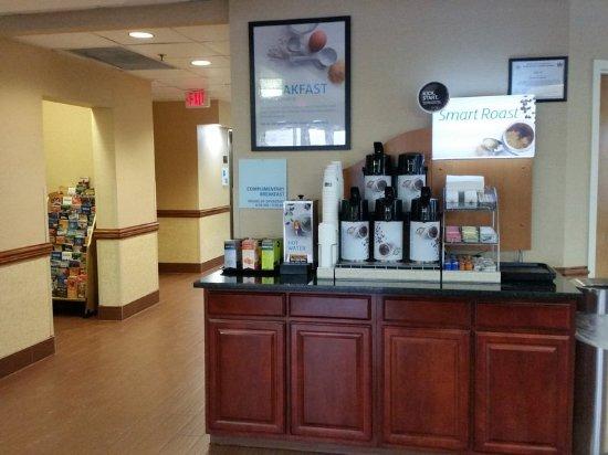 Edgewood, MD: Coffee Station