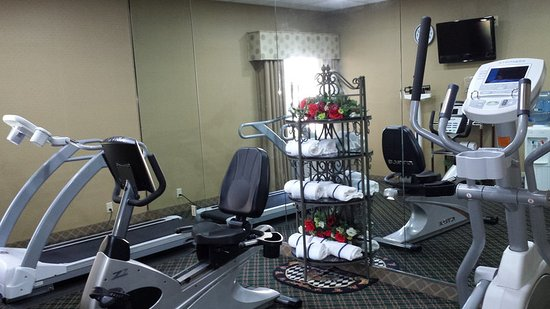 Edgewood, MD: Fitness Center