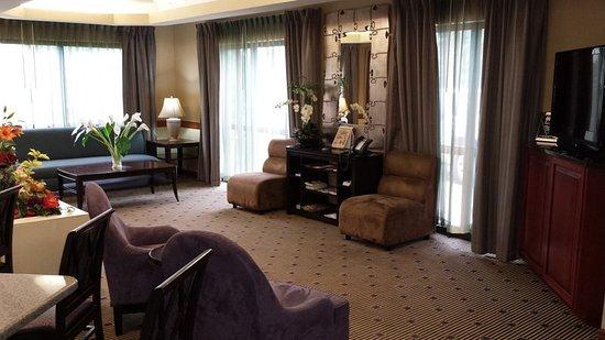 Edgewood, MD: Hotel Lobby