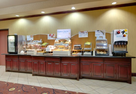 Ennis, TX: Complimentary Breakfast