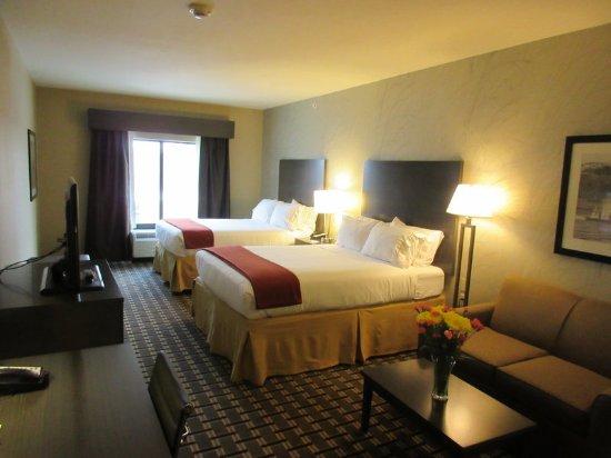 Butler, PA: Deluxe Room