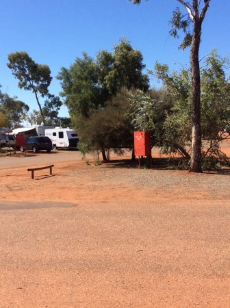 Ayers Rock Campground : Site 48A
