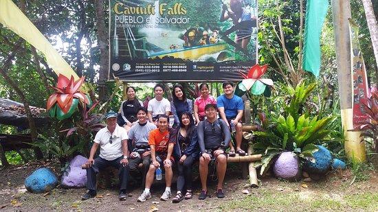 Cavinti, Filippinene: this is us!