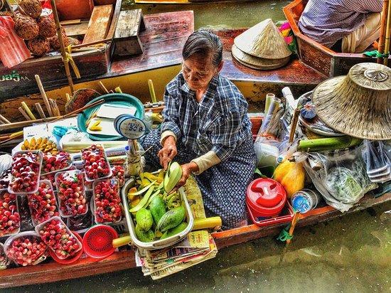 Canal Tour Bangkok