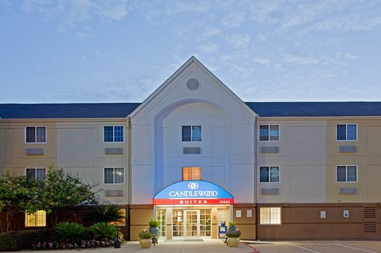 Candlewood Suites At CityCentre-Energy Corridor: Welcome to the Candlewood Suites Houston CityCentre!