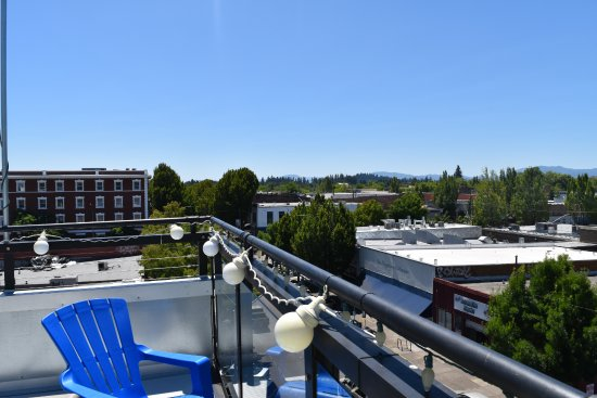 Corvallis, OR: View from roof top
