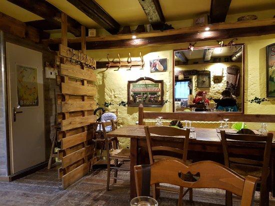 Termignon, Francia: Déco intérieure