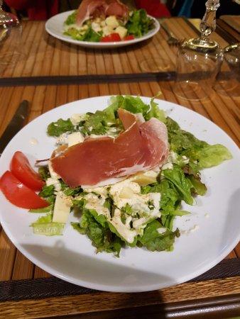 Termignon, Francia: Salade de montagne