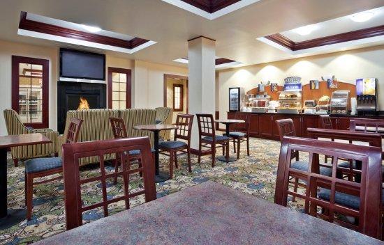 Bentleyville, Pensilvania: Breakfast Bar