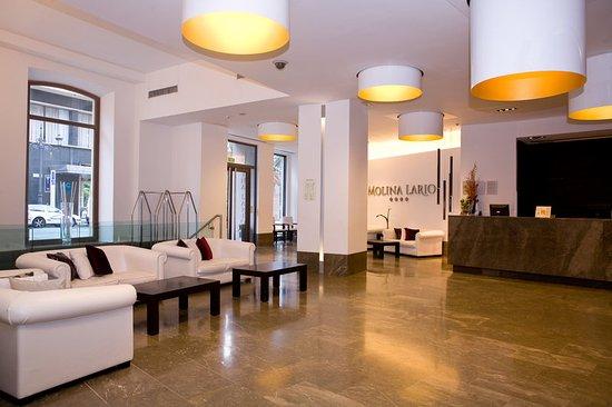 Hotel Molina Lario Malaga Costa Del Sol Spain