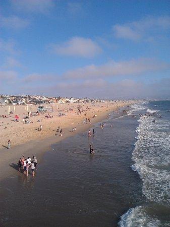 เฮอร์โมซาบีช, แคลิฟอร์เนีย: Endless Great Beaches