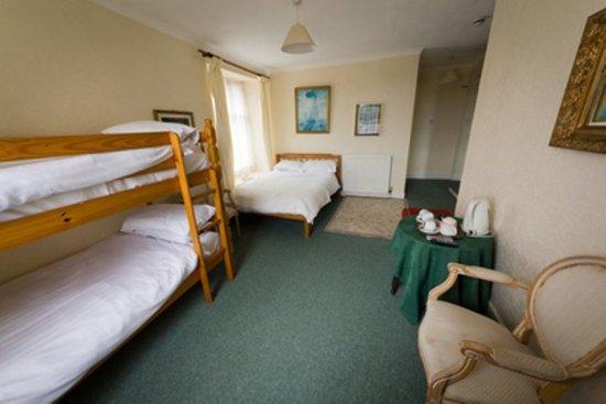 White Hart Hotel: Family Room