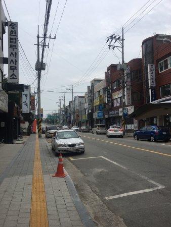 Pyeongtaek, Sydkorea: 周辺の様子