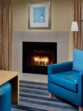 Dublin, OH: Fireplace