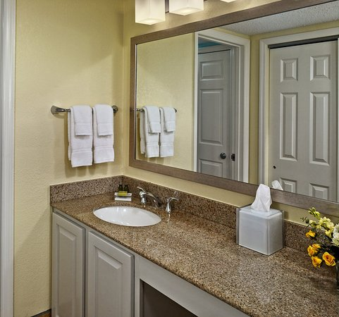 Suite Bathroom Vanity Picture Of Sonesta ES Suites Cincinnati Impressive Bathroom Vanities Cincinnati