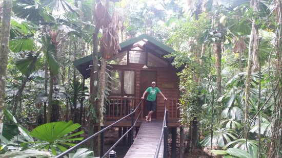Diwan, Australia: Daintree Wilderness Lodge