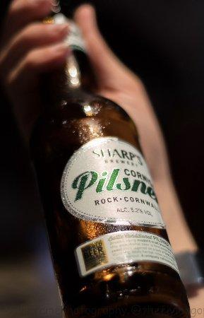 Sharp's Brewery: very nice....