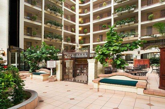 Arcadia, CA: Hotel Atrium