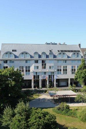 Hilton Hotel Mainz City Germany