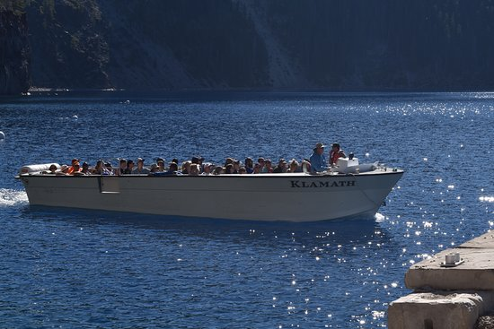 Crater Lake Volcano Boat Tour Reviews