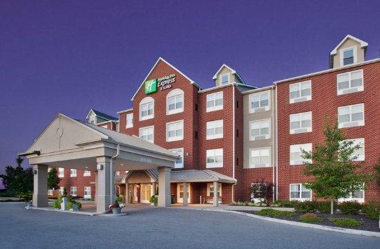 O'Fallon, MO: Hotel Exterior