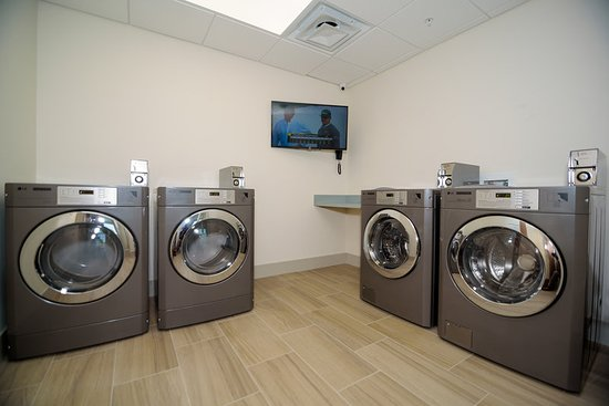 McKinney, TX: Laundry Facility
