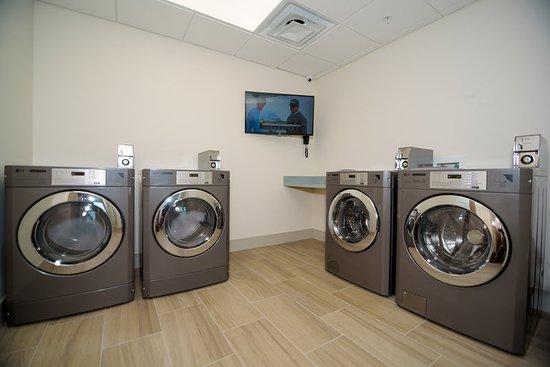 McKinney, Техас: Laundry Facility