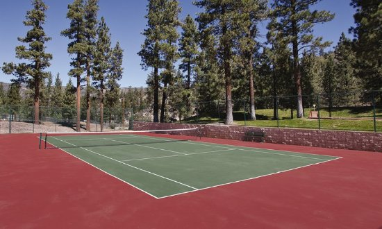 Worldmark at Big Bear: Tennis